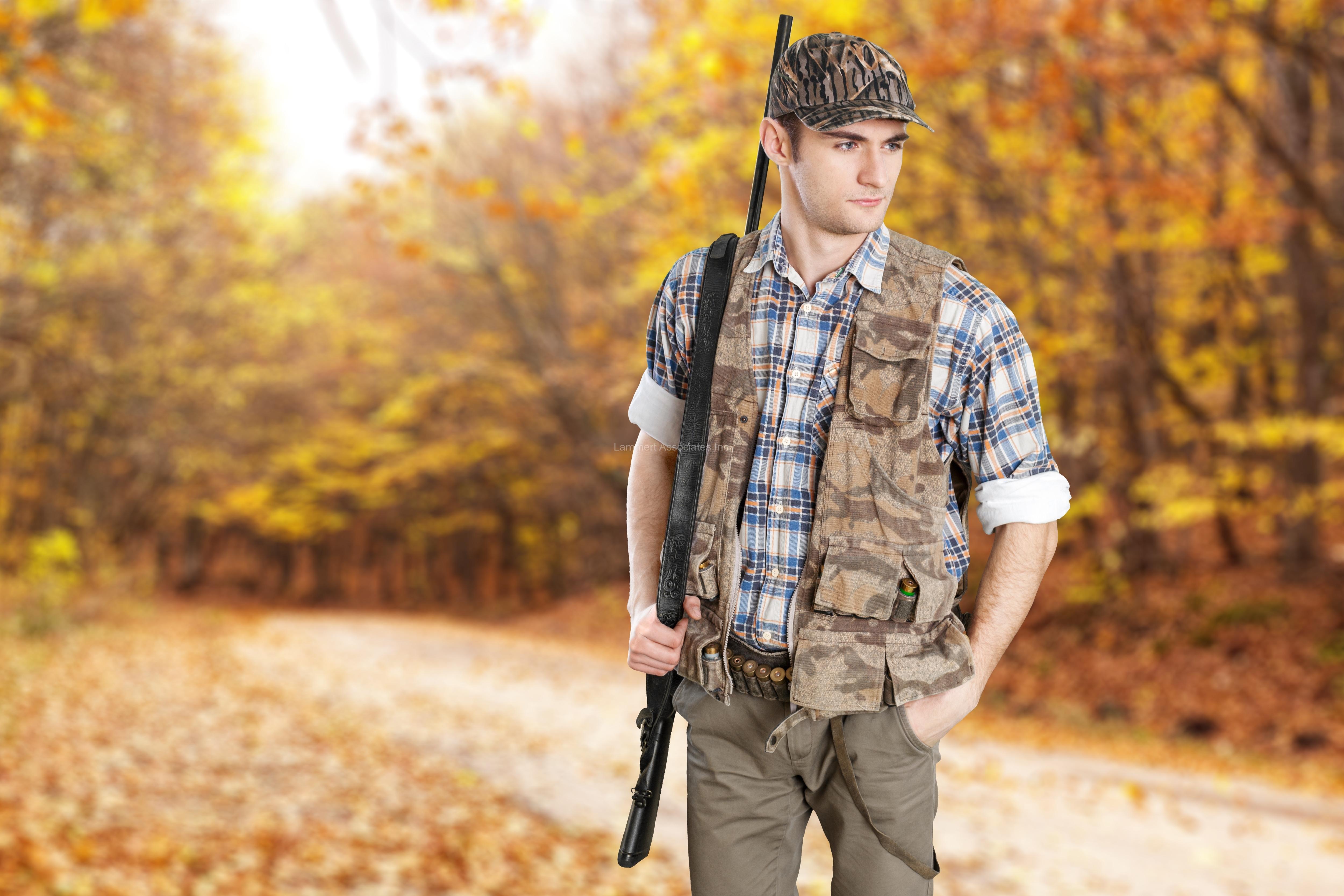HunterLooking